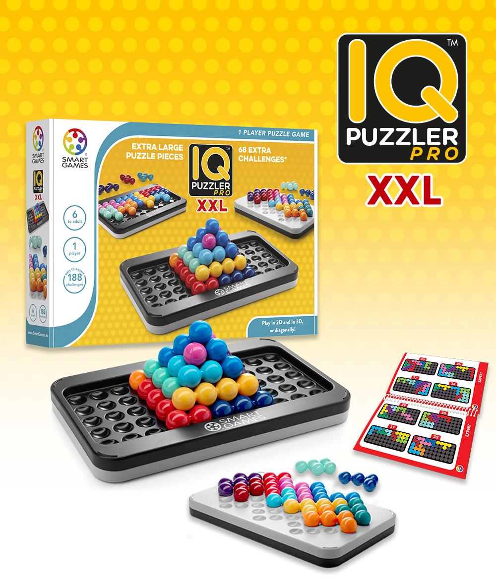 IQ Puzzler Pro XXL