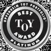 Oppenheim Toy Portfolio Platinum Award 2011