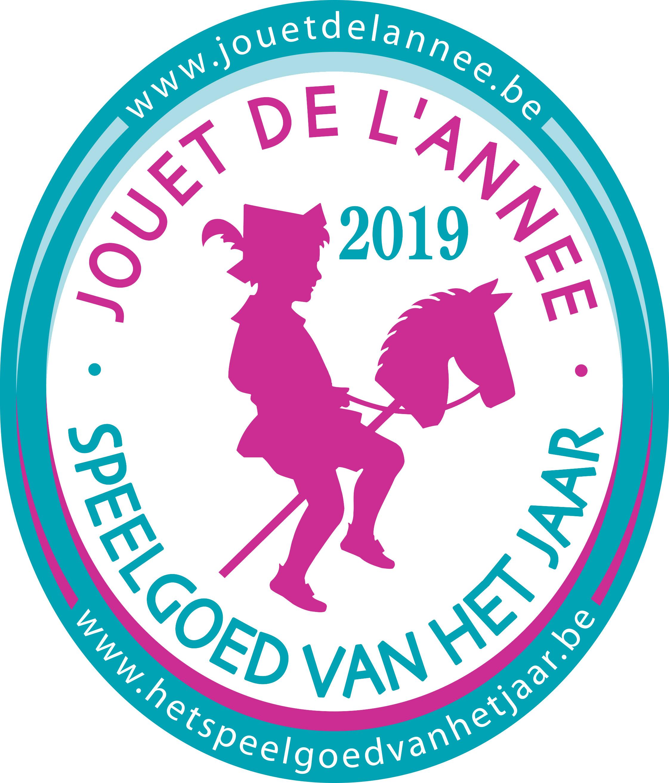 Jouet de L'année 2019 Belgique