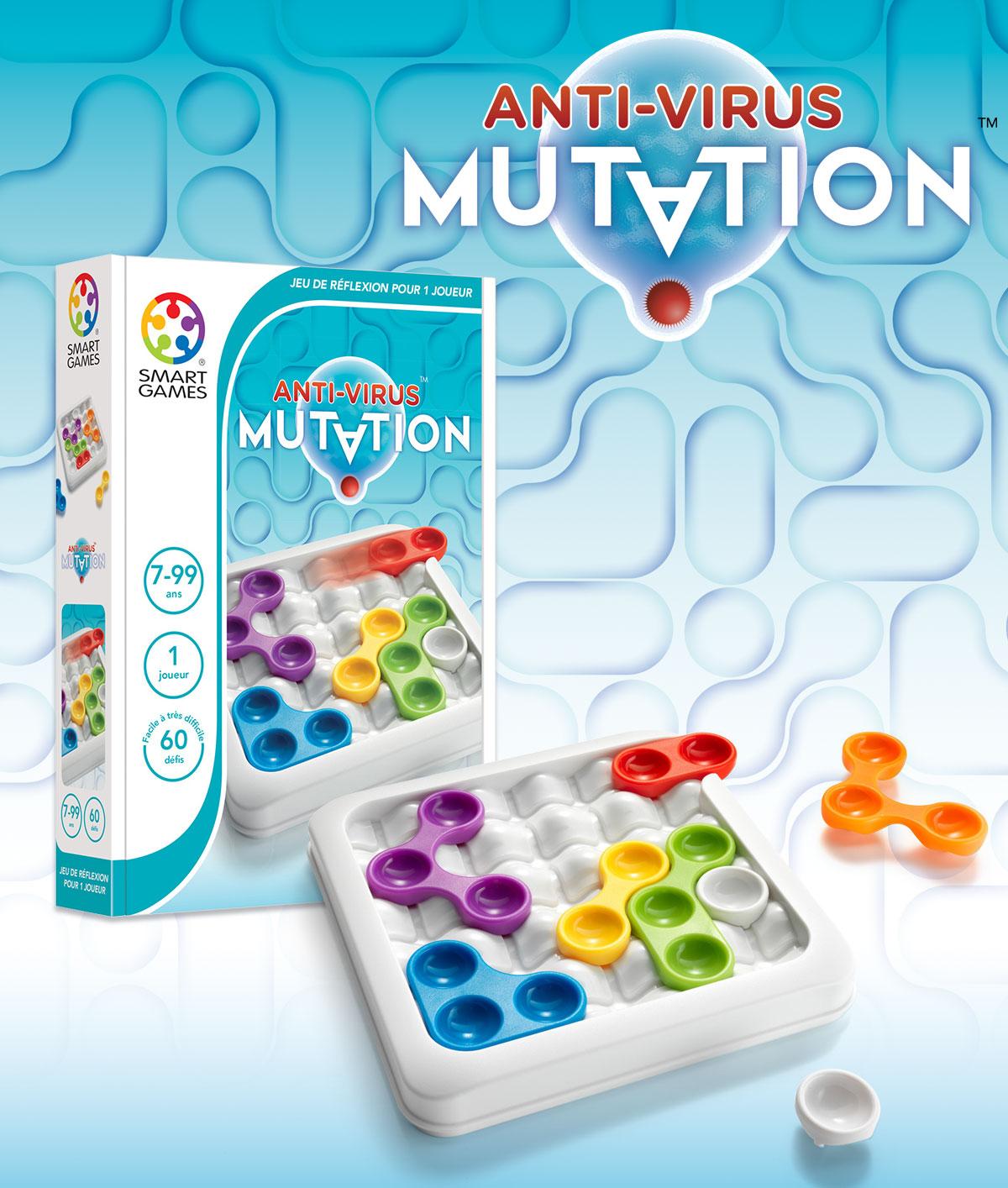 Anti Virus Mutation