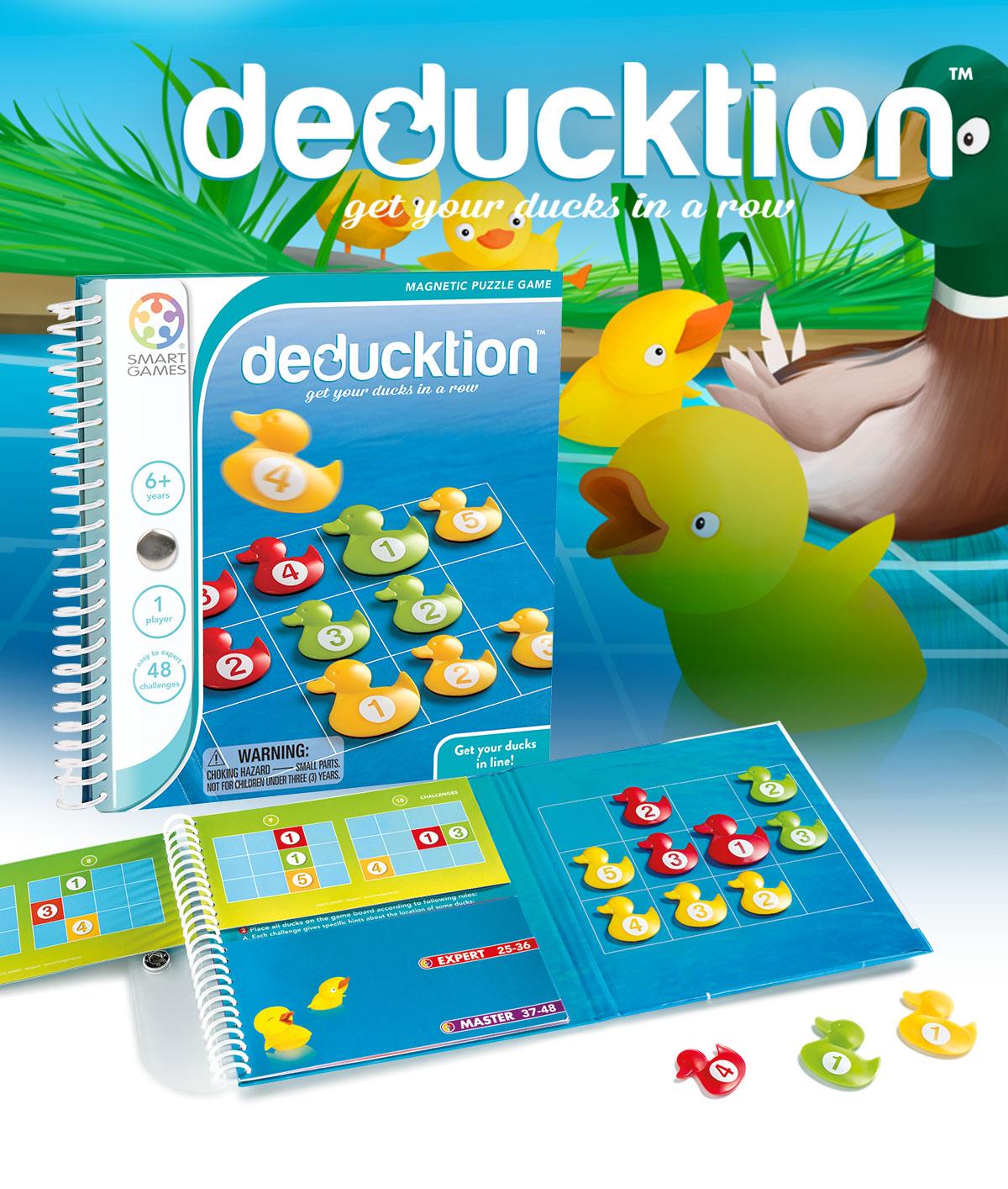 Deducktion