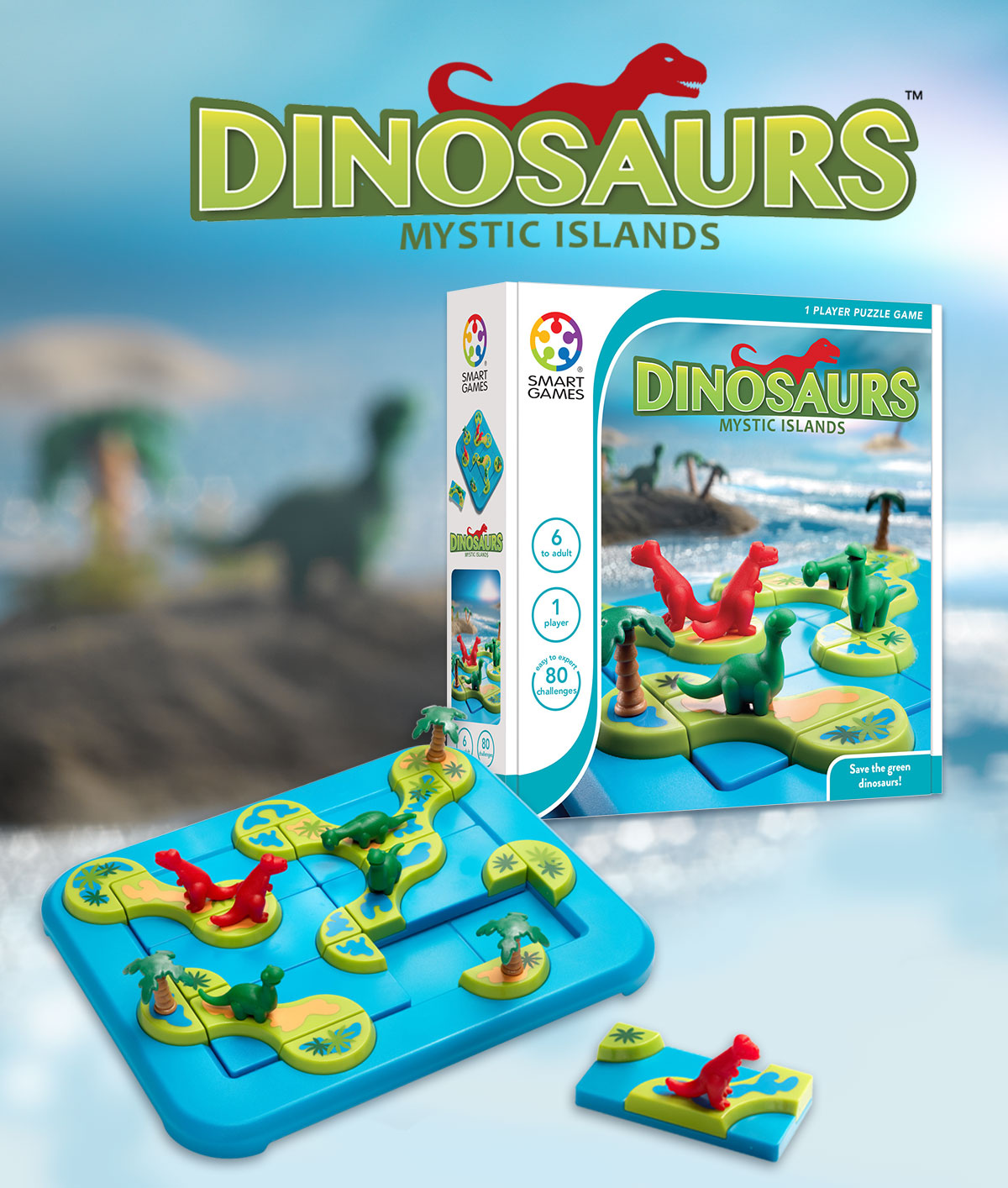Dinosaurs – Mystic Islands