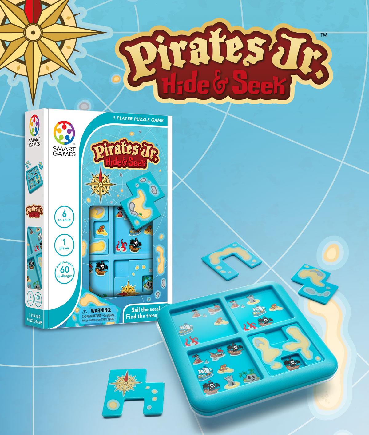 Pirates Jr – Hide & Seek