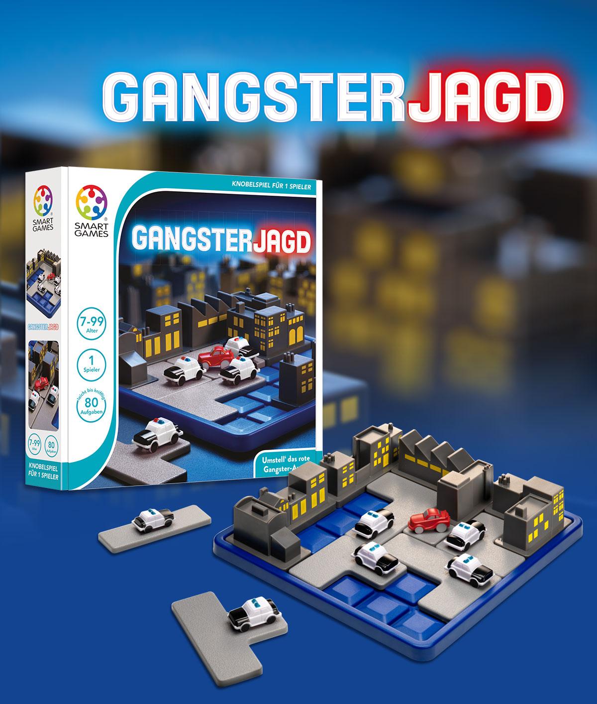 Gangsterjagd