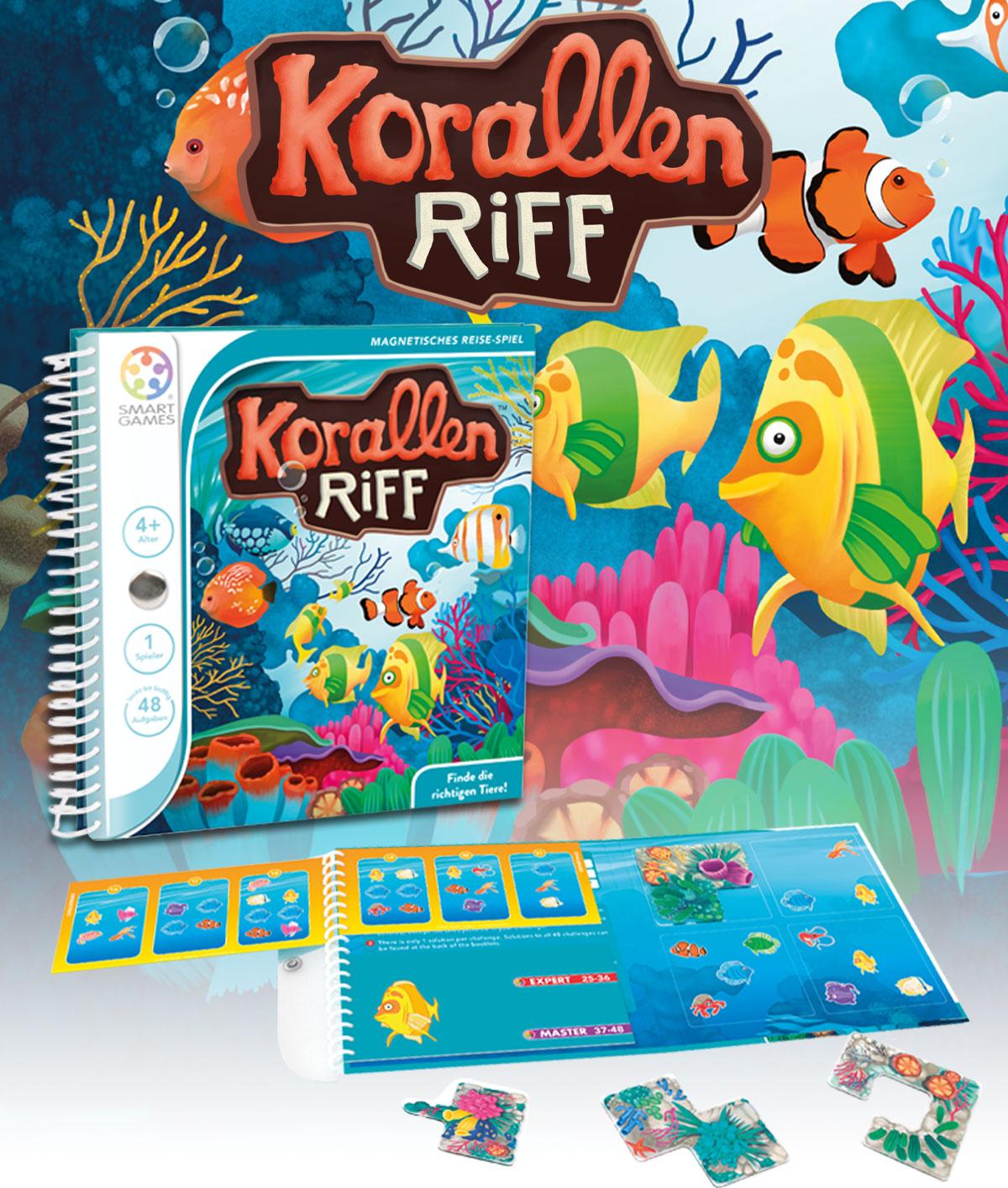 Korallen Riff