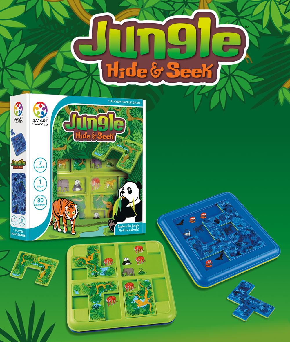 Jungle - Hide & Seek