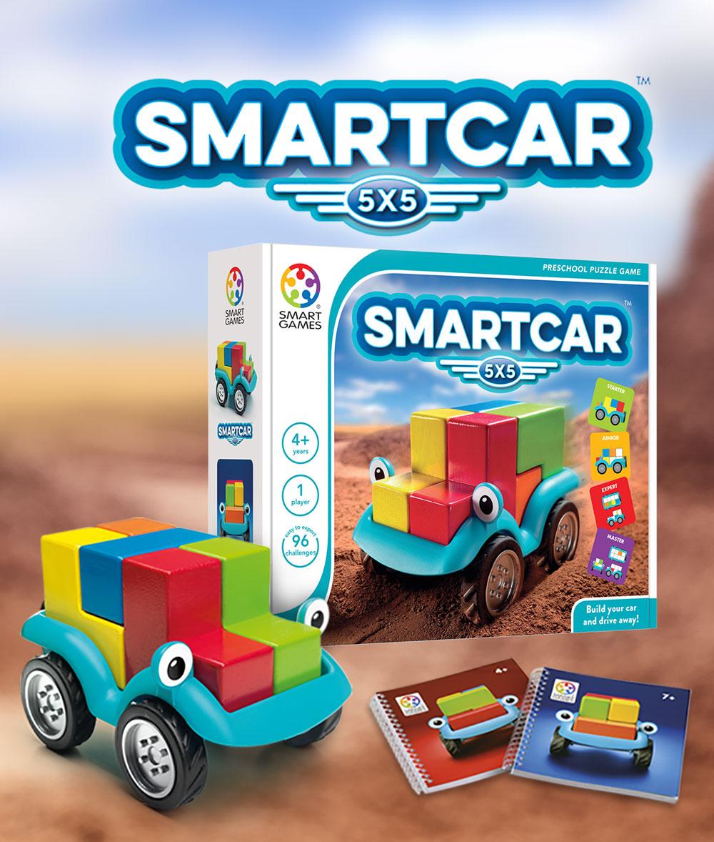 Smartcar 5x5