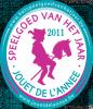 Speelgoed van het jaar België 2011