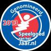 Genomineerd Speelgoed van het jaar Nederland 2013
