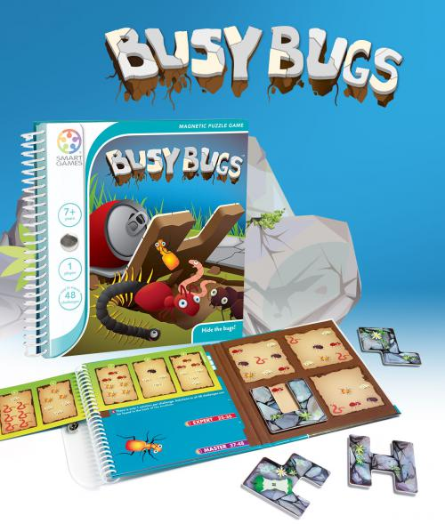 Play Busy Bugs