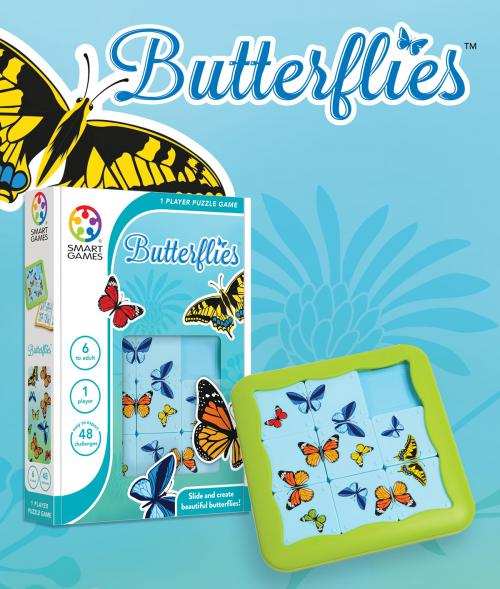 Play Butterflies