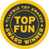 Tillywig Top Fun Award Spring 2013